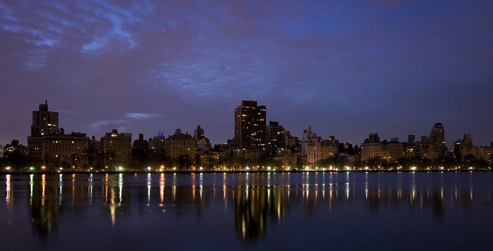 Jaqueline Kennedy Onassis Reservoir Before Sunrise
