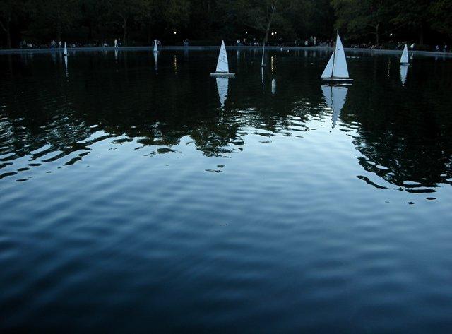 Silent Sailboats