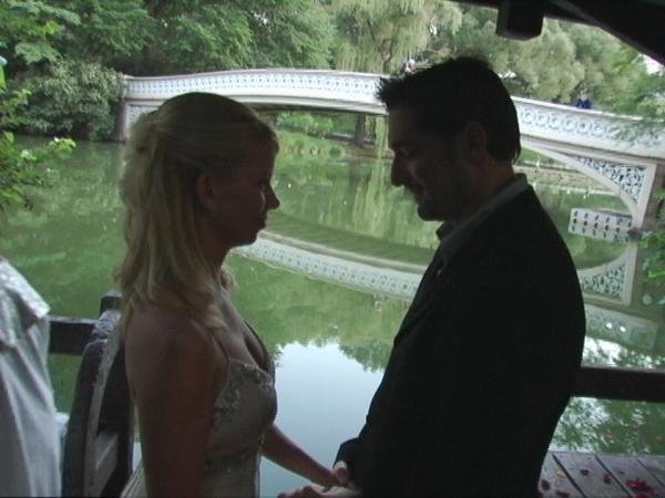 Bow Bridge marriage