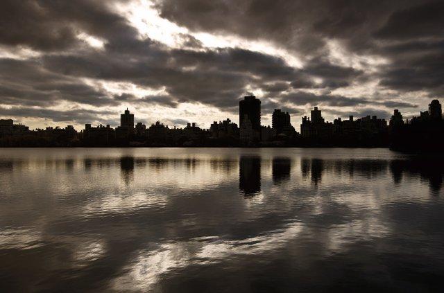 Reservoir Sunrise