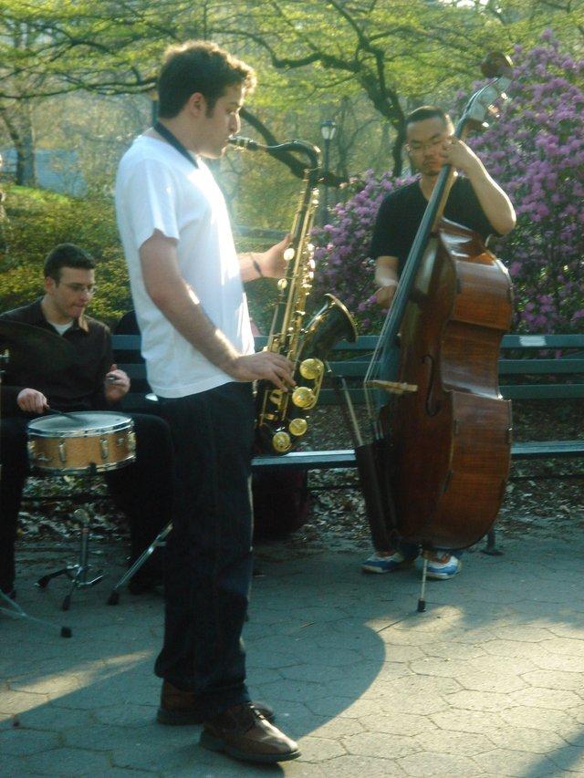 Alex Hoffman Trio