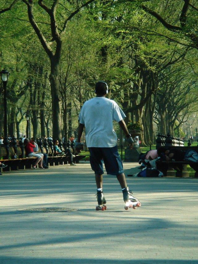 free skate