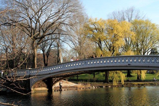 April 16_Bow Bridge