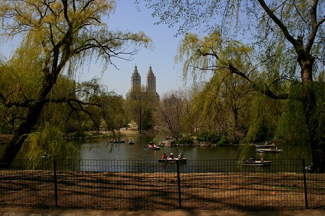 Earth Day in Central Park