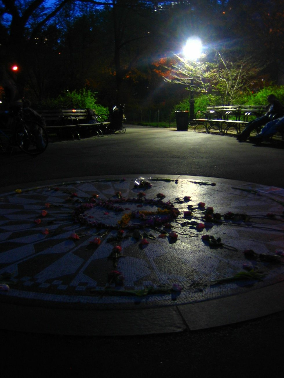 Imagine Mosaic by Night