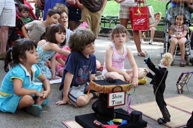 Central Park Puppet Show 2
