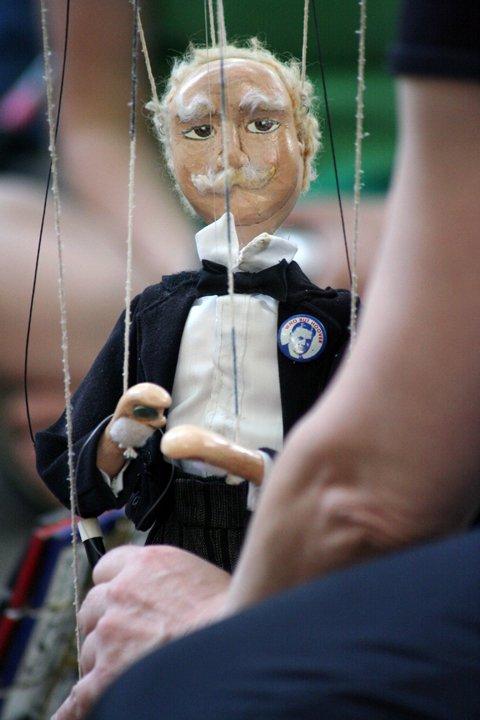 Central Park Puppet Show 4