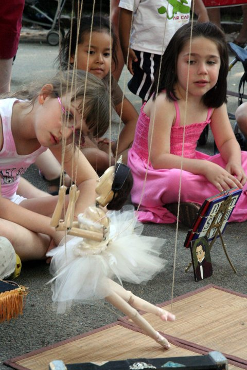 Central Park Puppet Show 5
