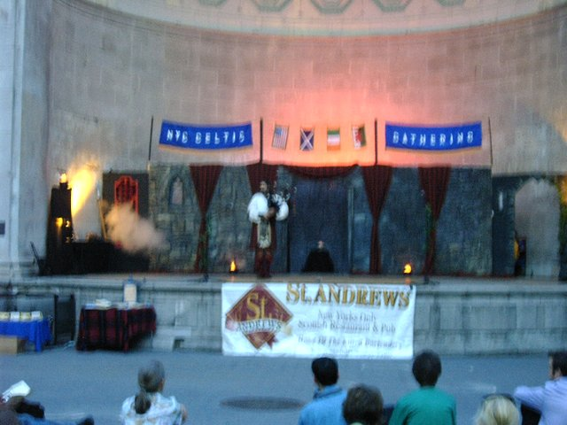 2007' NYC Celtic Gathering