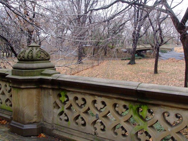 Bridge of Central Park