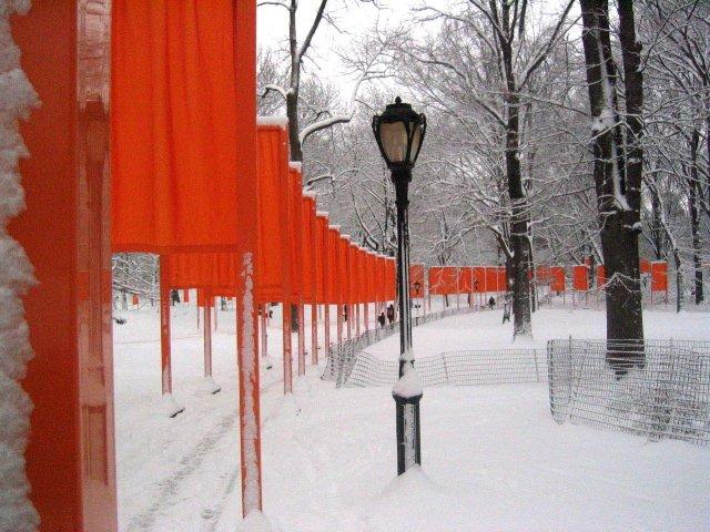 Lamp Post Gates
