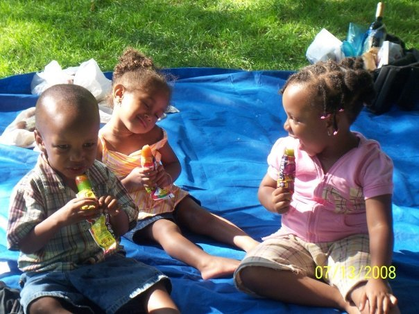 Yummy Ices in the Park