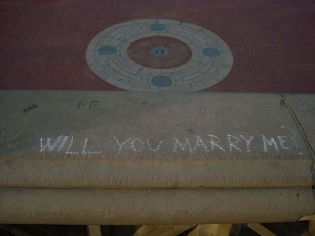 Proposal in Chalk