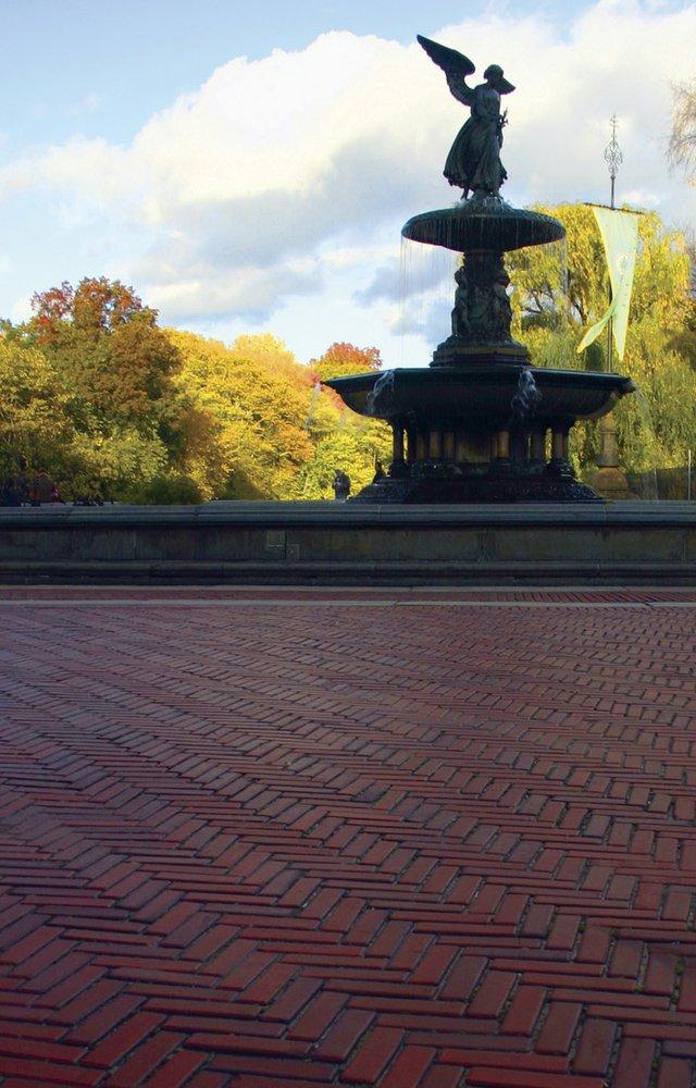 Bathesda fountain