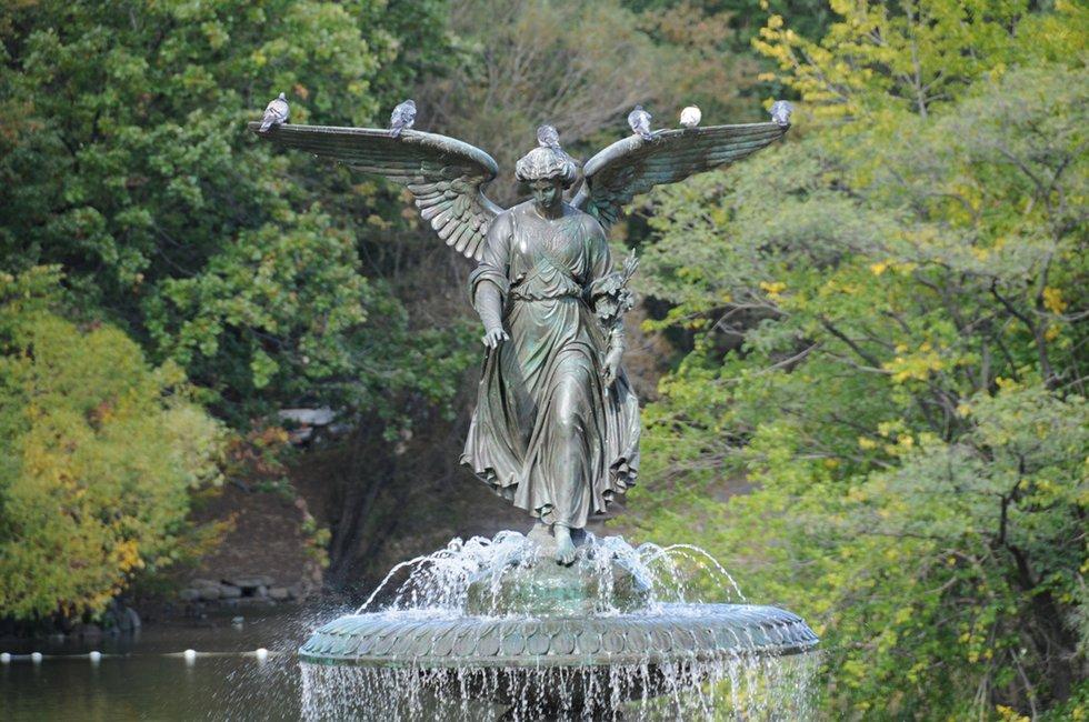 Angel of Waters