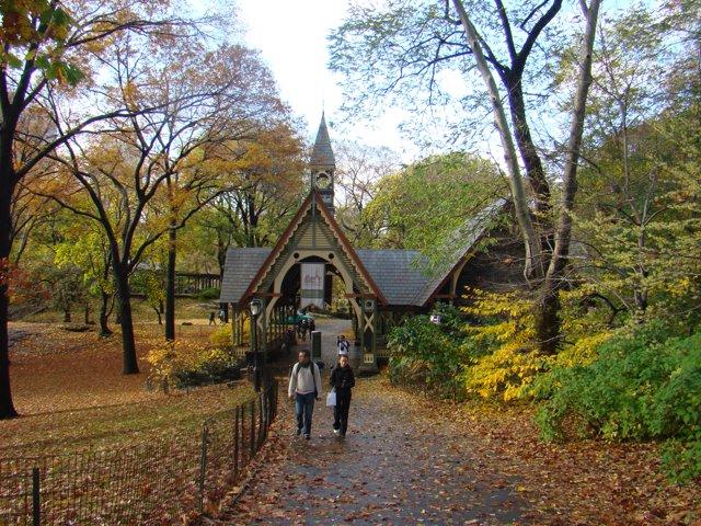 Central Park Gift Shop
