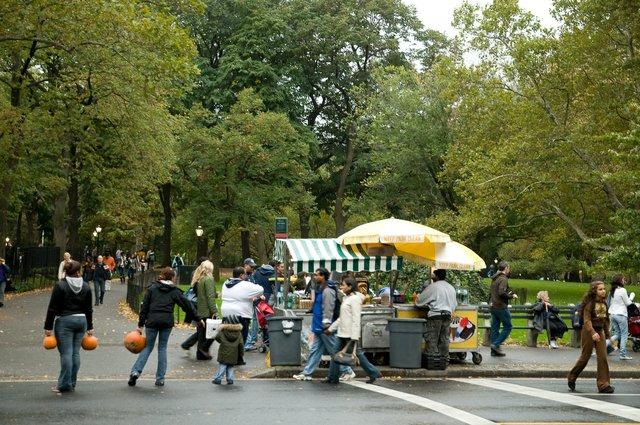 A Halloween Festival