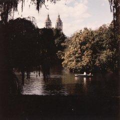El Dorado and Row Boat