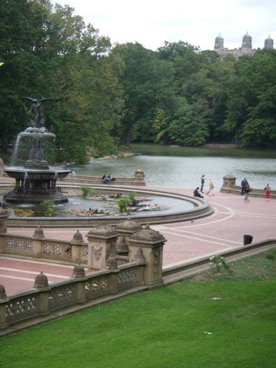 The Views of Bethesda Terrace