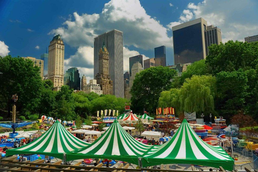 Fun in Central Park