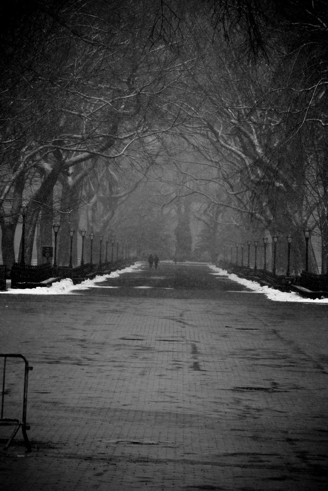 Mall 2 — Winter