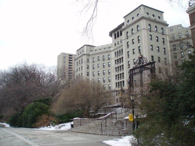 Vanderbilt Gate at the Conservatory Garden