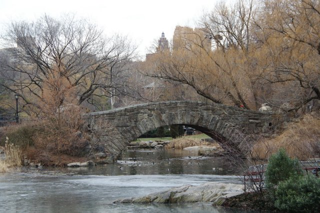 Old bricks Bridge