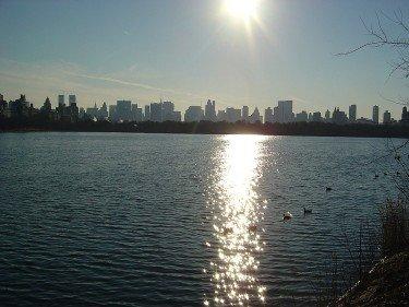 Reservoir on Sunday noon