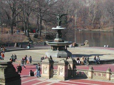 Bethesda Fountain1