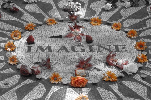 Imagine shrine