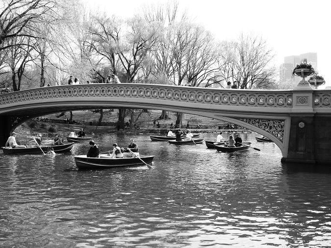 Bow Bridge Boats