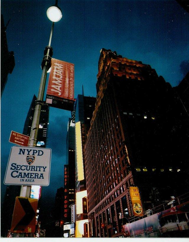 NYC gotham city