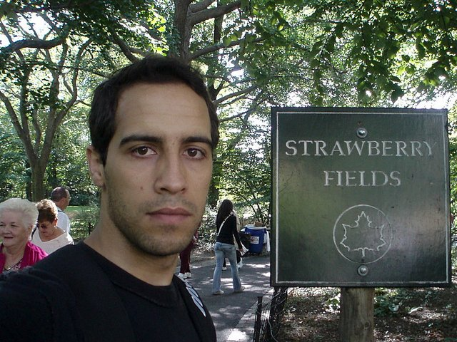 Central Park - Strawberry Fields