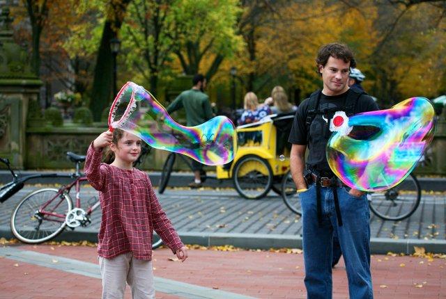 Bubbles at Bethesda