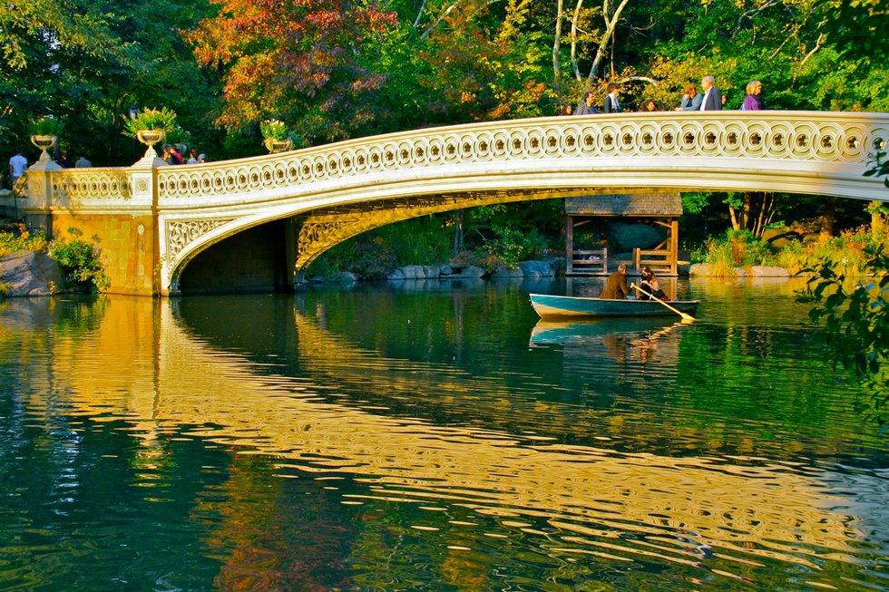Bow Bridge Boaters