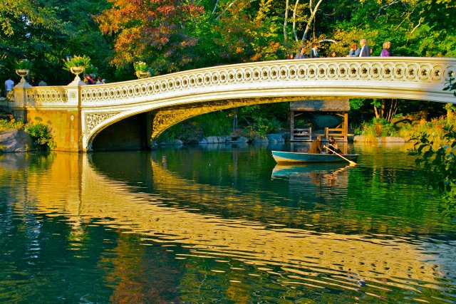 Bow Bridge Boaters