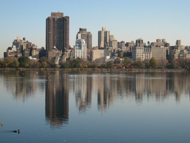 Reflections of the Upper East Side