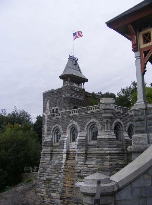 Belveder castle
