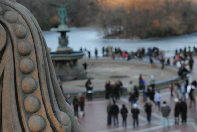 A New Perspective at Bethesda Terrace