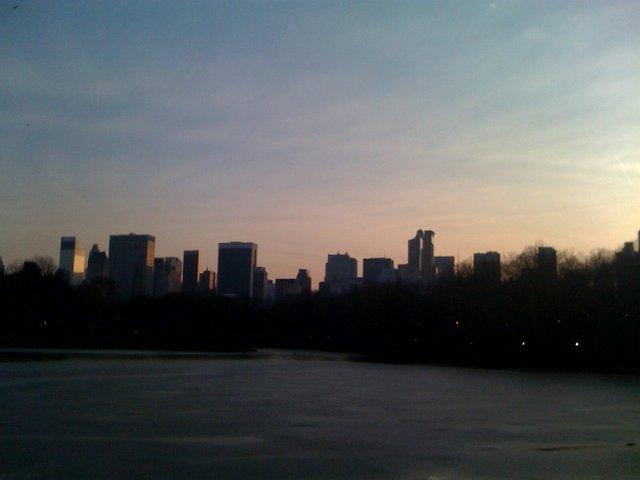 CP Skyline View