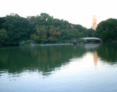 Gondola on the Lake