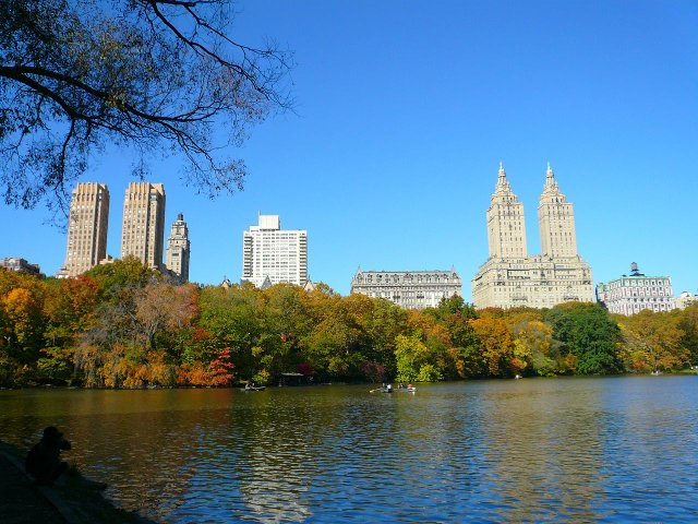 The Lake & Central Park West
