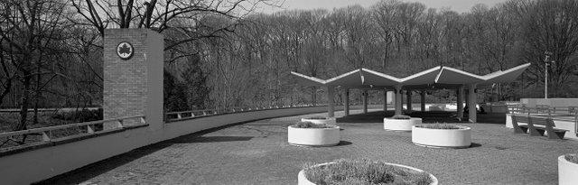 Retro shade structures