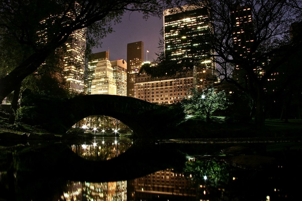 A Spring Night in Gotham