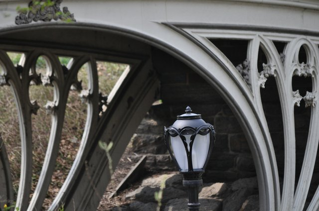 The Lamp under the Bridge