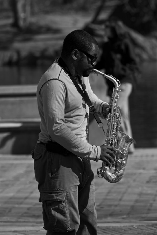 Sax in Bethesda