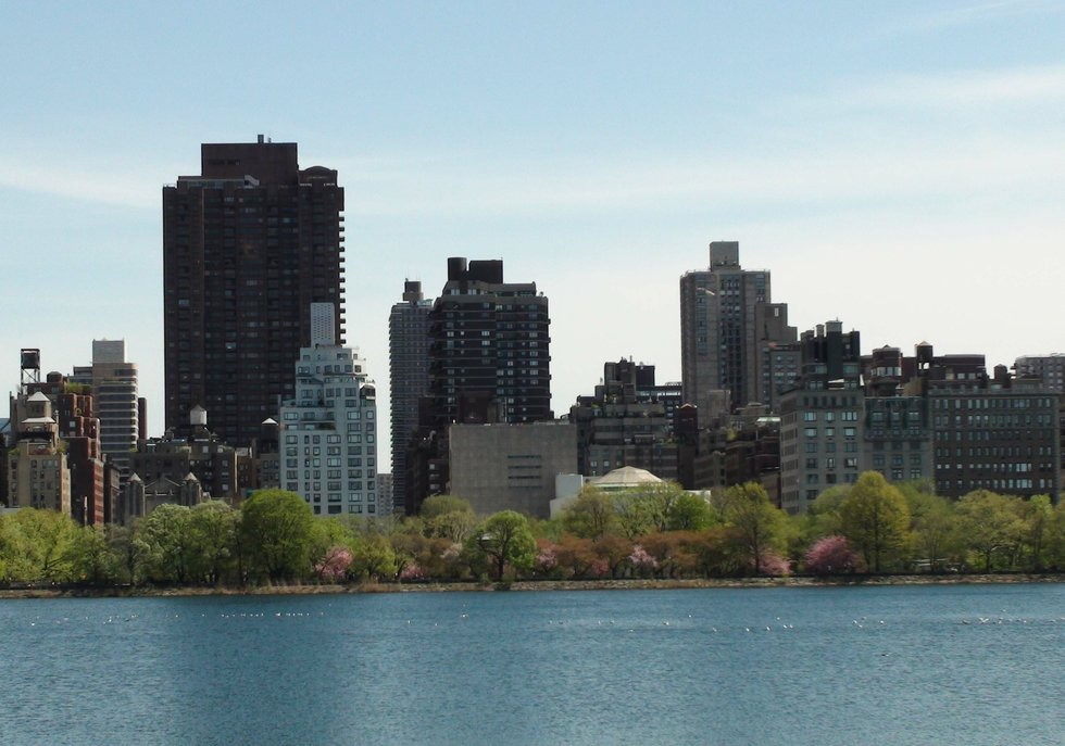 Central Park Resevoir