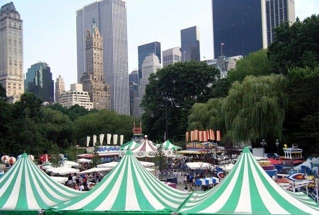 Central Park Carnival