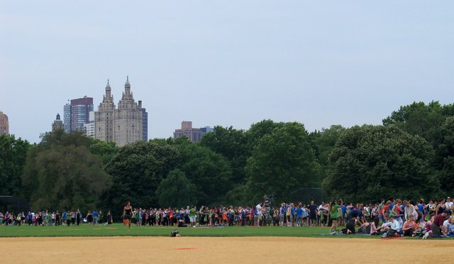 Yoga on the Great Lawn Celebration of Summer