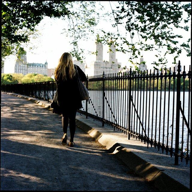 Walkin' in Central Park